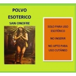 POLVO SAN ONOFRE