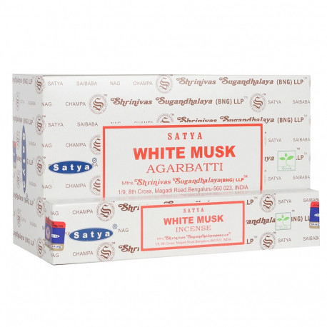 Incienso White Musk - 58524