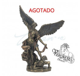 Arcangel Miguel, bronce - 76519A4